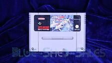 Hyper Zone Hyperzone game cartridge for Super Nintendo (SNES) system