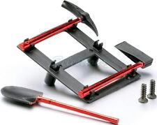 RC Crawler Tool Rack - Scale accesories for Bodyshell inc Pick Axe Shovel + Axe