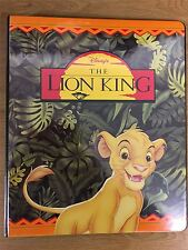 The Lion King Official Skybox Binder