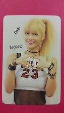 TWICE MOMO Official Photocard Red (Adult) Ver. 1st Album The Story Begins