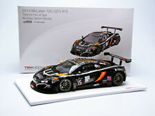 TSM McLaren MP4-12C GT3 24H DeSpa 2014 Boutsen Ginion Racing #15 LE of 500 1/18