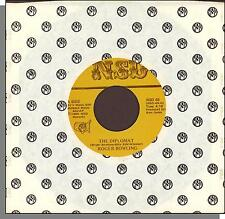 """Roger Bowling - The Diplomat + I'm Looking For a Lonely Woman - 7"""" 45 RPM!"""