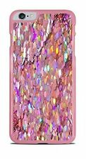 Pink Sequins Glittery Look Pink Hardshell Case  iPhone for Apple 6+ (5.5) -New