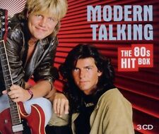 MODERN TALKING - THE 80'S HIT BOX 3 CD 58 TRACKS INTERNATIONAL POP BEST OF NEU