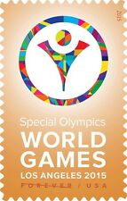 US 4986 Special Olympics World Games forever single MNH 2015