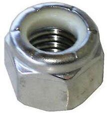 Stainless Steel 6-32 Nylon Insert Lock Nut 18/8 304 20 Pack