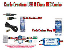 Castle Creations Link USB Programming Kit & BEC 10A 6S Switching Regulator