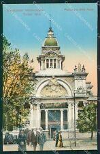 Torino Città Esposizione 1911 cartolina XB1902