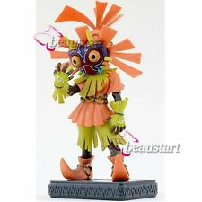 "The Legend Of Zelda Majora's Mask Skull Kid PVC Figure 6"" NO BOX"