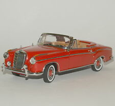 Sun Star Klassiker Mercedes Benz 220 SE Cabriolet Baujahr 1958, OVP, 1:18, 011