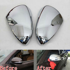 Auto Car Side Rearview Mirror Guard Cover Trim Protector For Tucson 2015 2016