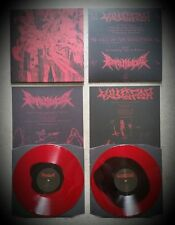 VASSAFOR / TEMPLE NIGHTSIDE - Call of the Maelstrom  Split LP