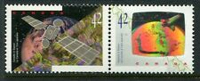 """MNH Canada Space Hologram """"METEOR SHOWER"""" Variety #1442vi (Lot#rn52f)"""