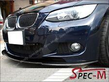 05-13 BMW E90 E92 E93 328i 335i Sedan Coupe Front Bumper Under Universal Lip