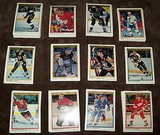 1990 OPC Premier Hockey Set Complete 1-132