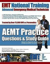 EMT National Training AEMT Practice Questions and Study Guide by Travis...
