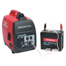 Honda EU2000i 2000 Watt Generator WITH DC CHARGING CORD AND FREE SHIPPING