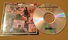BBC The Radiophonic Workshop 15 Track + 2 Bonus Tracks Promo Cd Ultra Rare!!