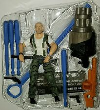 "GI Joe JOE COLTON 3.75"" Action Figure Bruce Willis Retaliation Movie"