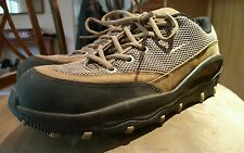 Nike Air ACG Hiking Mesh Suede Boots Shoes.1999 Vintage. Size 12. Very nice !!!!