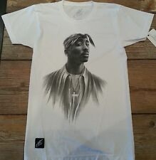 Tupac Power washed T shirt XS, S, M, XL American Apparel Biggie Rapper