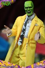 STANTON & MASON ASMUS TOYS THE MASK 1/6 Action Figure Stanley Ipkiss Jim Carrey