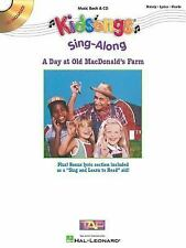 Kid Songs a Sing-Along at Old Mc Donald's Farm BKCD