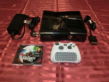 Microsoft xbox 360 slim 250gb incl. Call of Duty Black Ops, 2j. garantie