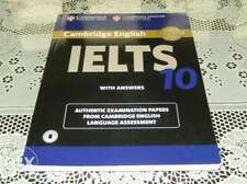 sell 100% new Cambridge IELTS books 9 and 10 with CD,
