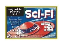 Magnetic Poetry Kit - Sci-Fi