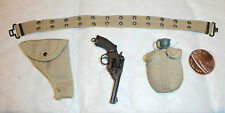 Hobbymaster IDF Moshe Dayan belt order with holster 1/6th scale toy accessory