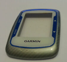 Garmin Edge 500 Frontal Funda Repuesto Blanco Con Azul Ver Foto