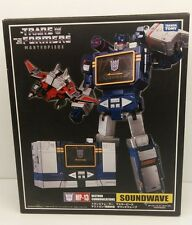 TAKARA TOMY - THE TRANSFORMERS MASTERPIECE - MP-13 - SOUNDWAVE