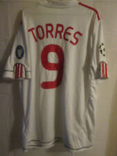 Liverpool 2008-2009 Torres 9 Away Football Shirt Size XL /8147
