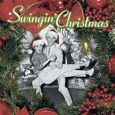 Various Artists Swingin Christmas CD