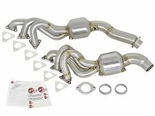aFe POWER 2001-2006 BMW M3 (E46) Street Series Twisted Steel Long Tube Headers