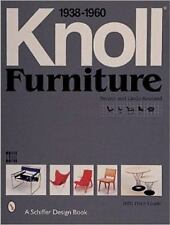Knoll Furniture 1938-1960 (Schiffer Design Book)-ExLibrary