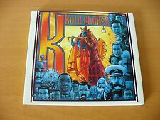 "KULA SHAKER ""K"" PROMO UK CD from 1996 (COLUMBIA SHAKER1 CDK)."