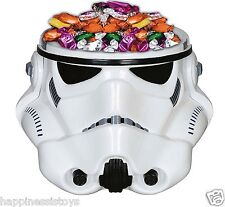 Star Wars STORMTROOPER Candy Bowl Change Dish Key Halloween Chip Dip Party Favor