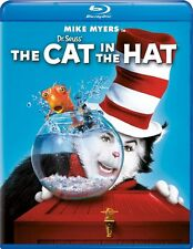 dr Seuss'  :  THE CAT IN THE HAT       -- MIKE MYERS    --  NEUF ------  BLU RAY