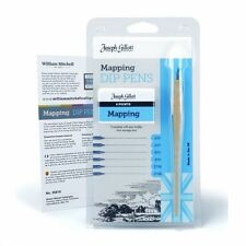 Joseph Gillott Dip Mapping Pen Set
