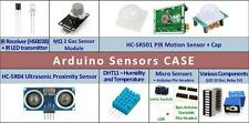 Arduino Sensors Case Kit [HC-SR04, HC-SR501, DHT11,MQ2, IR...] from EUROPE