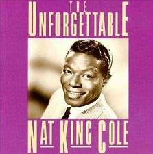 Unforgettable Nat King Cole Cole, Nat King Audio CD