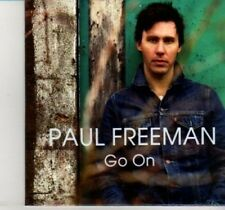 (DI719) Paul Freeman, Go On - 2012 DJ CD