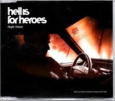 HELL IS FOR HEROES - NIGHT VISION  - CD SINGLE