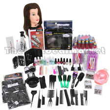 Cosmetology Barber School Student Starter Kit Tote Bag With Manikin #3 US Seller