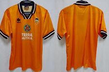 1998-1999 Valencia CF Che Away Retro Jersey Shirt Camiseta Terra Mitica luanvi L