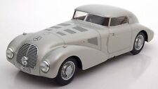 1938 Mercedes Benz 540K W29 Streamliner Silve by BoS Models LE of 1000 1/18 New!