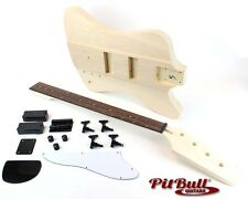 Pit Bull Guitars TB-4 Electric Bass Guitar Kit