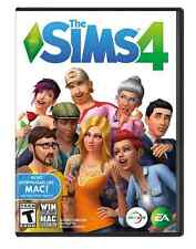 Brand New The Sims 4 Original Game for PC & Mac - DVD-ROM Sealed -FREE Shipping-